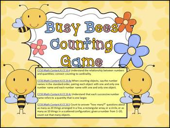 Busy Bee Activities