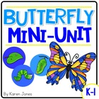 Butterflies Mini Unit