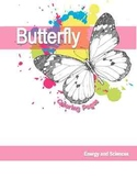 Butterfly Coloring Pages [paperback]
