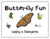 Butterfly Fun Science, Math and Literacy