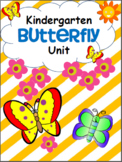 Butterfly Kindergarten Unit