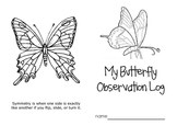 Butterfly Observation Log
