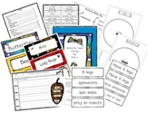 Butterfly-Themed Literacy Activities
