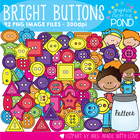Buttons - Clipart - Graphics From the Pond
