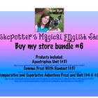 Buy My Store Bundle #6 Proofreading, descriptive & essay writing