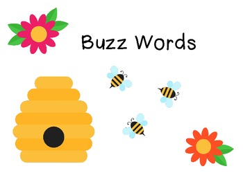 Buzz Words