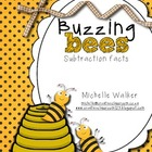 Buzzing Bees! Subtraction Facts
