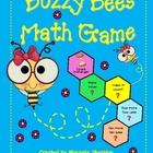 Buzzy Bee Math Game