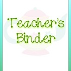 By the Binder Preview Pack - Teapot