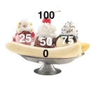 CALENDAR Count by 25's Banana Split Freebie