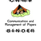 CAMP Binder Management System