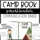 CAMP Book {personalize it!}