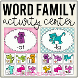 CAT-egories {Word Family Activity Pack}