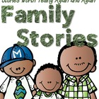 CC Curriculum Map Unit 1A, Third Grade, The Stories Julian