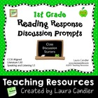 CCSS Reading Discussion Prompts (1st Grade)
