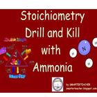 CHEMISTRY - PDF - Stoichiometry Drill and Practice Set wit