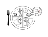 CHOOSE MY PLATE ACTIVITIES-ENGLISH