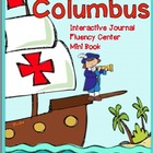 COLUMBUS-Interactive journal, mini book, and fluency center
