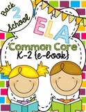 COMMON CORE ENGLISH LANGUAGE ARTS FREE BACK-TO-SCHOOL EBOO