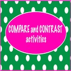 COMPARE AND CONTRAST activities {CCS aligned}