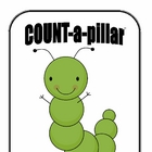 COUNT-a-pillar Math (Color ) - Improve Number Sense!