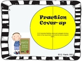COVER UP-with FRACTIONS!