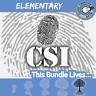 CSI: Elementary -- STEM Project -- Complete eBook