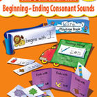 Build-a-Skill: Beginning and Ending Consonant Sounds