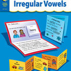 Build-a-Skill Instant Books: Irregular Vowels (Grades 2-3)