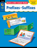 Build-a-Skill Instant Books: Prefixes and Suffixes (Grades 2-3)