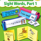 Build-a-Skill: Sight Words, Part 1