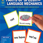 Language Games Galore! Parts of Speech and Language Mechan
