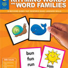 Language Games Galore! Rhyming Words and Word Families, Ki