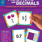 Math Games Galore: Fractions and Decimals (Grade 3)