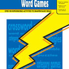 Power Practice Word Games (Grades 2-3)