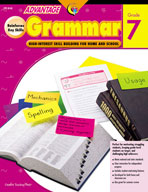 Advantage Grammar: Grade 7 (Enhanced eBook)