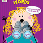 Sight Words Stick Kids Workbook: Grade 1