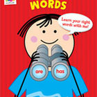 Sight Words Stick Kids Workbook: Kindergarten
