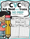 CVC Roll, Read and Trace!