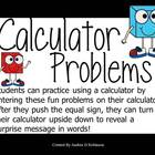 Calculator Problems Set 2