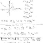 Calculus: Limits, Continuity.  Questions and Solutions