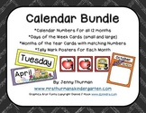 Calendar Bulletin Board Bundle