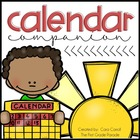 Calendar Companion {K-2 Printables to Supplement Your Dail