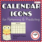 Calendar Icons for Patterning & Predicting