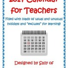 Calendar of Teaching Ideas