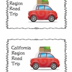 California Regions Suitcase
