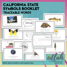 California Symbols Booklet