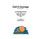 Call It Courage     Chapter Summaries/Objective Tests