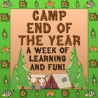 Camp End of the Year - A Week of Learning Fun!