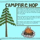 Campfire Hop Making Words Activity